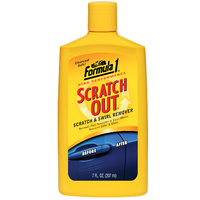 Formula 1 Scratch Out Scratch And Swirl Remover - Polishing Compound  207ml