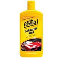Formula 1 Carnauba Liquid Wax 473ml - Give Your Car Paint a Mirror Like Shine!   #615029